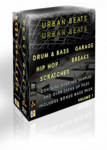 Sample Pack Urban Beats Vol 1